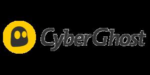 logo VPN Cyber Ghost