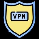 logo coloré vpn